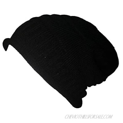 1 Pack Adult Knit Beanie Hat