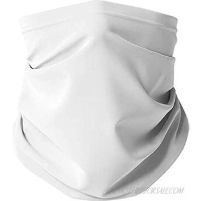 Gaiter King USA Made Neck Gaiter - Stylish Cooling Face Mask Made from 100% Breathable Polyester Made in California – Moisture Wicking Facial Protection from Wind Cold