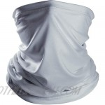 Ligart Cooling Neck Gaiter Face Scarf Mask Bandana for Dust Sun Wind UV Cycling