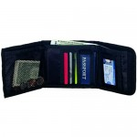 Travel Smart by Conair Trifold ID Security Wallet